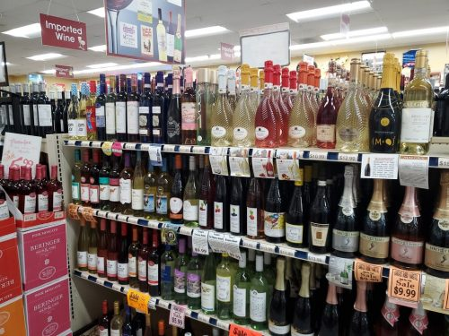 imported wines