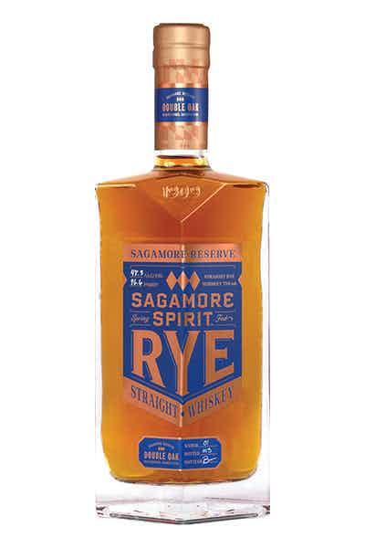 sagamore double reserve oak rye